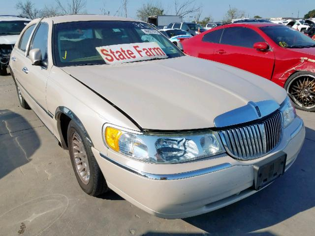 click here to view 2001 LINCOLN TOWN CAR C at IBIDSAFELY