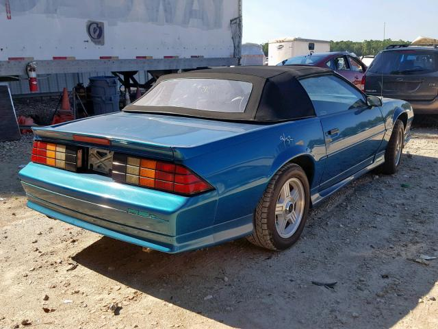 1991 Chevrolet Camaro Rs 5 0L 8 for Sale in Midway FL - Lot: 47297879