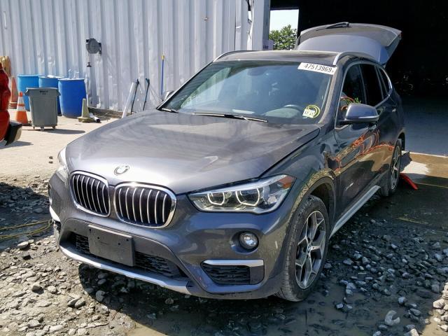 2016 BMW  X1 XDRIVE2