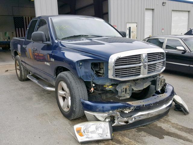 click here to view 2008 DODGE RAM 1500 S at IBIDSAFELY