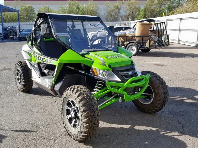 click here to view 2015 ARCTIC CAT WILDCAT X at IBIDSAFELY