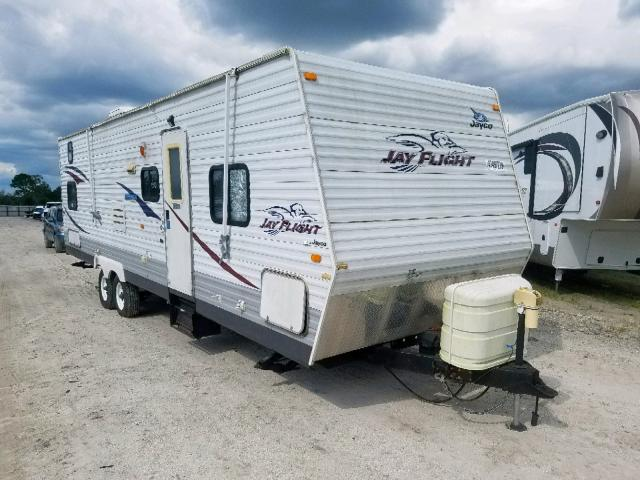 Jayco salvage cars for sale: 2009 Jayco Jayflight