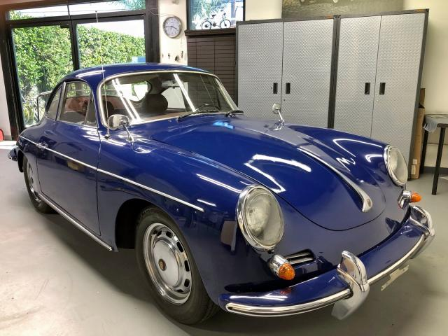 click here to view 1965 PORSCHE 356 at IBIDSAFELY