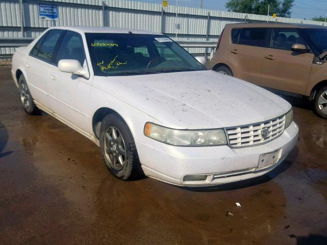 click here to view 2004 CADILLAC SEVILLE SL at IBIDSAFELY