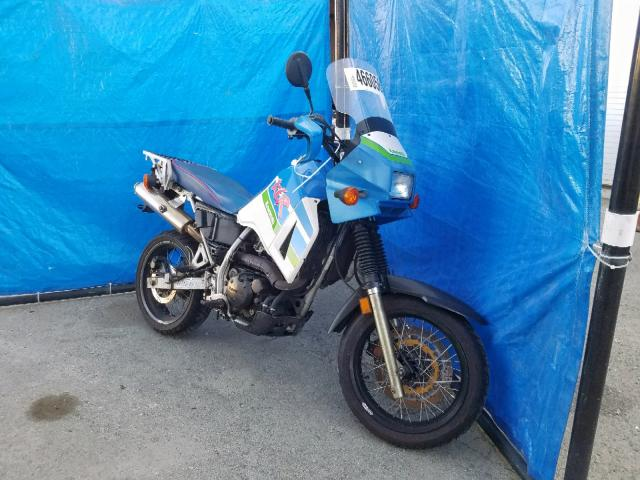 click here to view 1992 KAWASAKI KL650 at IBIDSAFELY