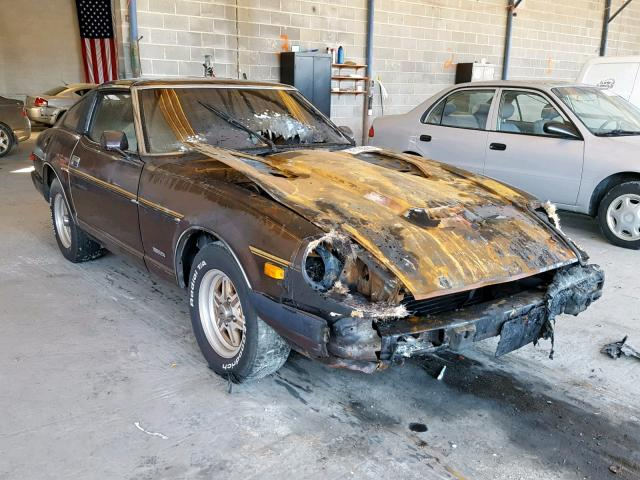 click here to view 1983 DATSUN 280ZX at IBIDSAFELY