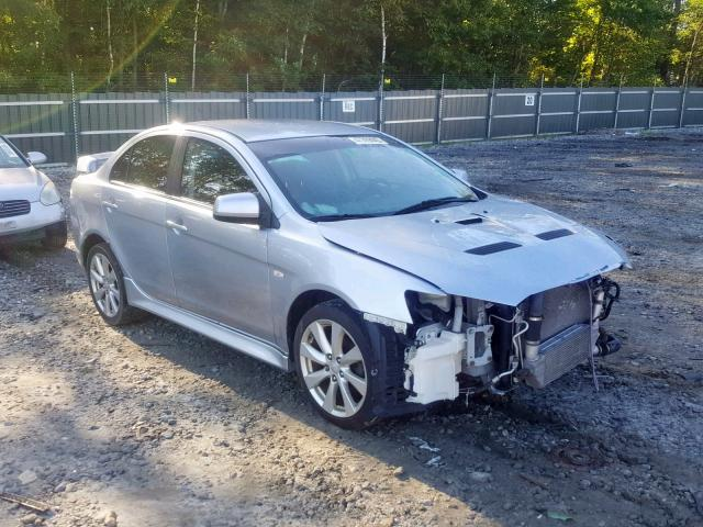 click here to view 2012 MITSUBISHI LANCER RAL at IBIDSAFELY