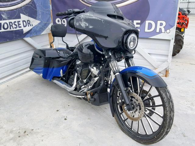 click here to view 2018 HARLEY-DAVIDSON FLHX STREE at IBIDSAFELY