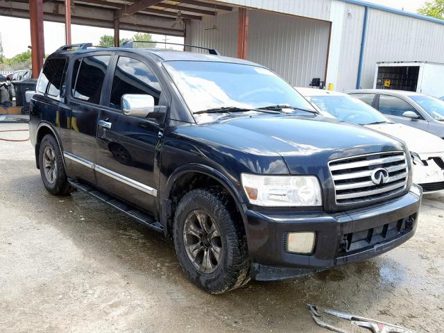 click here to view 2005 INFINITI QX56 at IBIDSAFELY
