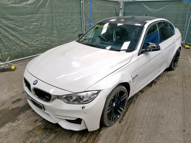 BMW M3 S-A - 2014 rok