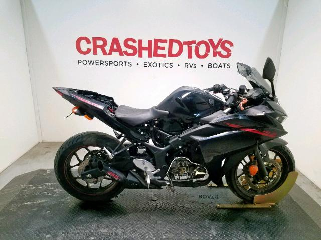 click here to view 2015 YAMAHA YZFR3 at IBIDSAFELY