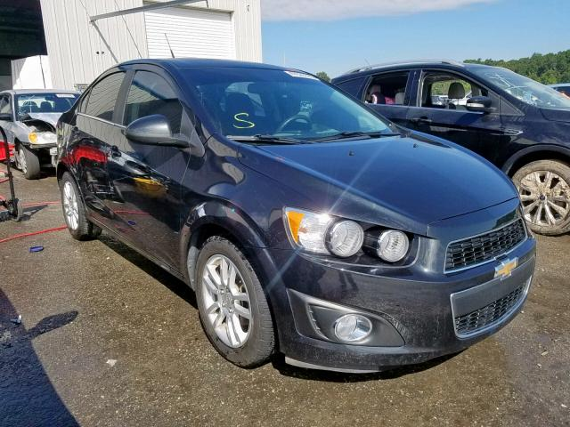 2013 Chevrolet Sonic Lt 1 8l 4 For Sale In Savannah Ga Lot 47520369