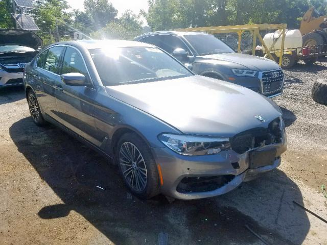 click here to view 2019 BMW 530 XI at IBIDSAFELY