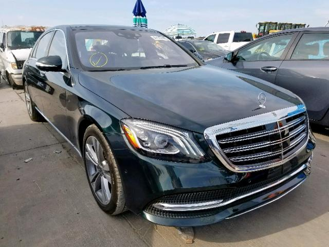 click here to view 2018 MERCEDES-BENZ S 560 4MAT at IBIDSAFELY