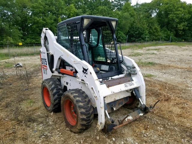 Auto Auction Ended on VIN: B39212141 2017 Bobcat 418 Mini E
