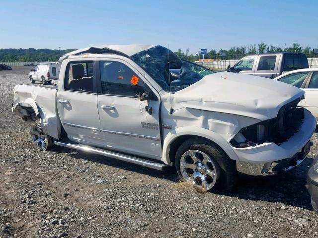 Salvage trucks for sale at Alorton, IL auction: 2016 Dodge 1500 Laram