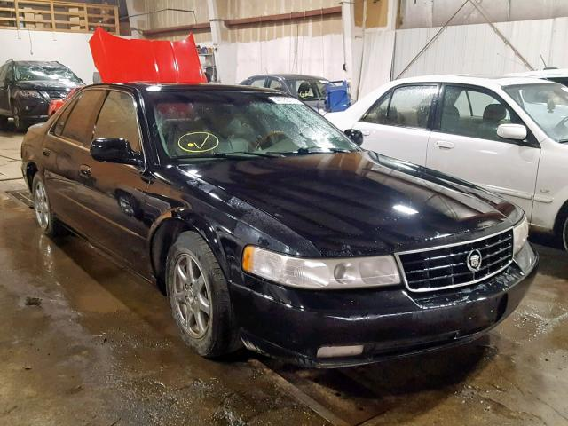 click here to view 1999 CADILLAC SEVILLE ST at IBIDSAFELY