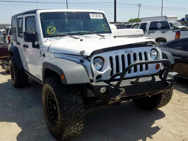 click here to view 2013 JEEP WRANGLER U at IBIDSAFELY