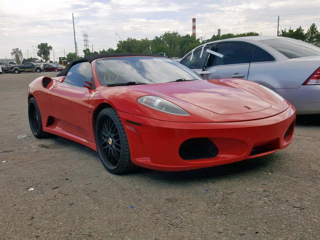 click here to view 2006 FERRARI F430 SPIDE at IBIDSAFELY