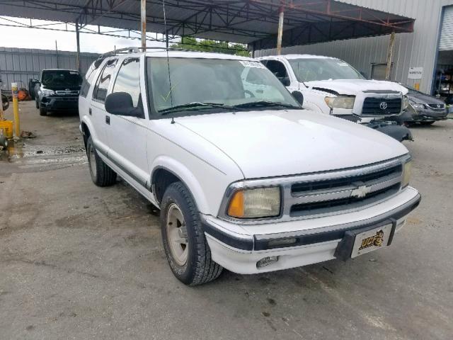 1996 Chevrolet Blazer 4 3L 6 for Sale in Orlando FL - Lot: 47196399