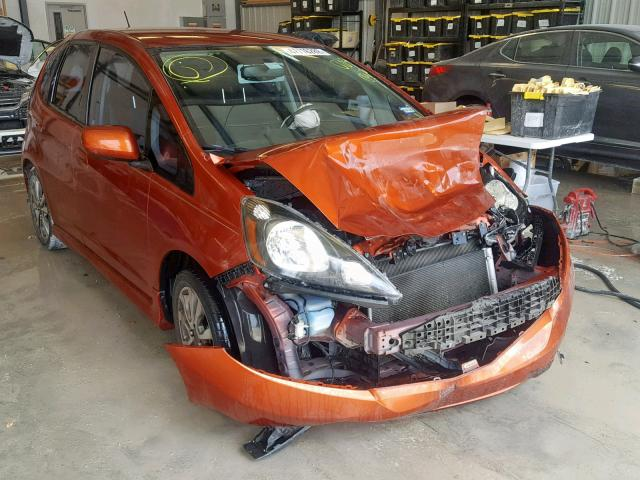 click here to view 2012 HONDA FIT SPORT at IBIDSAFELY