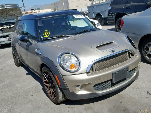 click here to view 2008 MINI COOPER S C at IBIDSAFELY