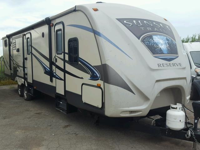 2014 Crossroads Sunset TRA for sale in Moncton, NB