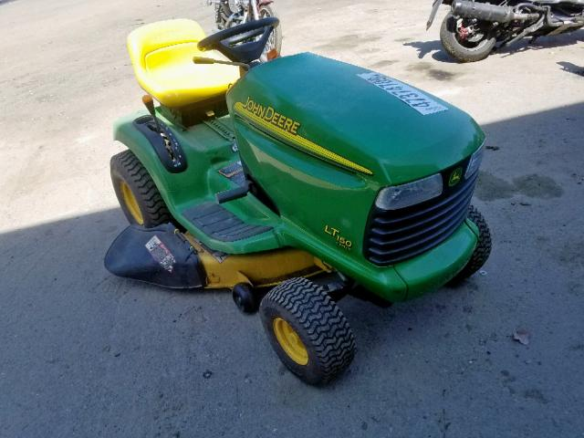 click here to view 2002 JOHN DEERE LT150 at IBIDSAFELY