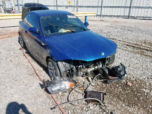 Salvage 2010 BMW 135 I for sale
