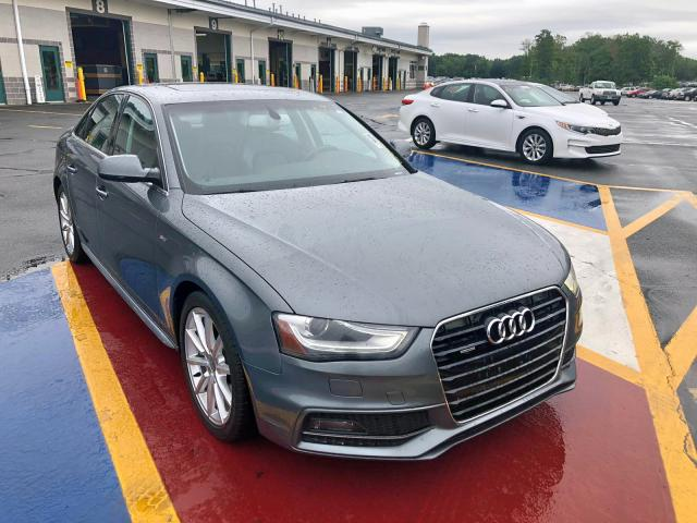 click here to view 2014 AUDI A4 PREMIUM at IBIDSAFELY
