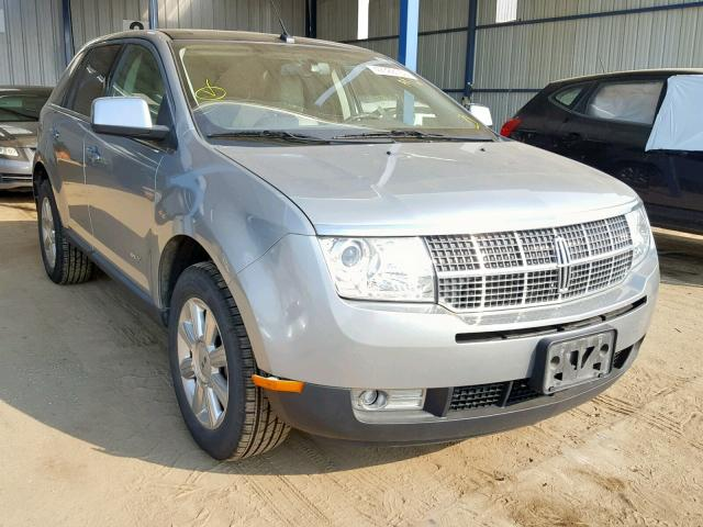Lincoln salvage cars for sale: 2007 Lincoln MKX