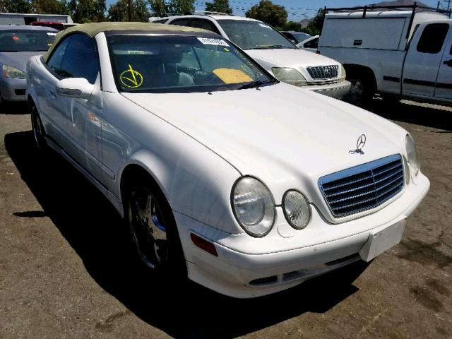 click here to view 2002 MERCEDES-BENZ CLK 320 at IBIDSAFELY