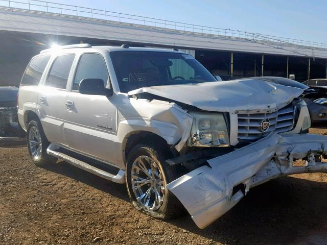 Cadillac salvage cars for sale: 2004 Cadillac Escalade L