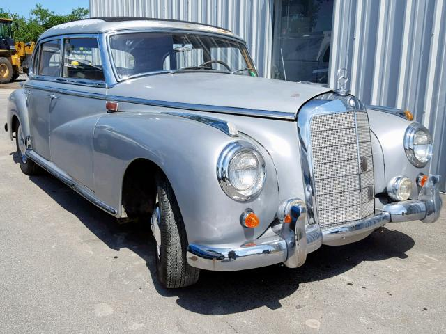 1954 MERCEDES-BENZ 300
