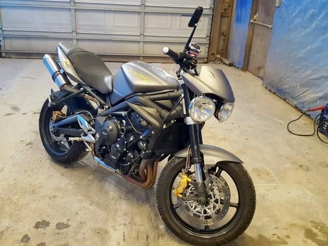 click here to view 2010 TRIUMPH MOTORCYCLE STREET TRI at IBIDSAFELY