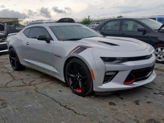 2018 Chevrolet Camaro Ss 6 2L 8 for Sale in Tulsa OK - Lot: 47703729
