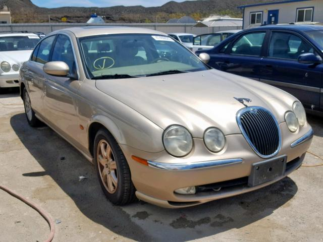 click here to view 2003 JAGUAR S-TYPE at IBIDSAFELY