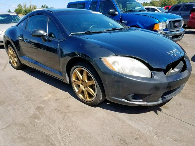 Mitsubishi salvage cars for sale: 2007 Mitsubishi Eclipse ES