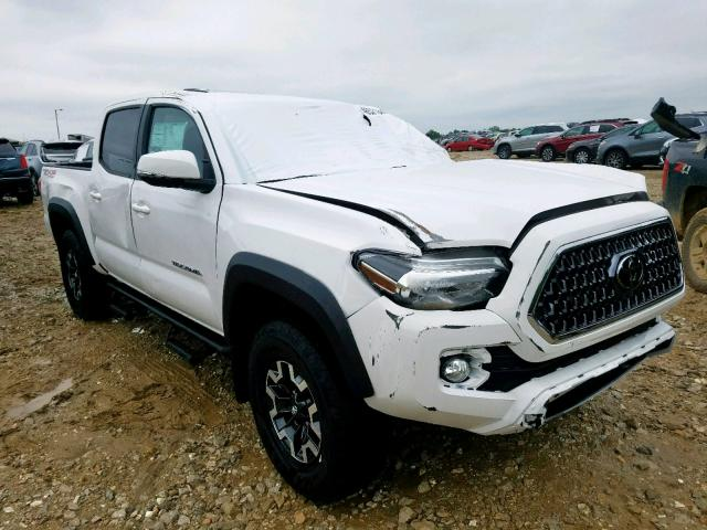 2019 Toyota Tacoma Dou 3 5L 6 for Sale in Columbia MO - Lot: 46521809