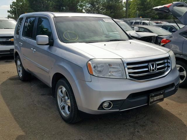 2013 Honda Pilot Ex L For Sale >> 2013 Honda Pilot Exl 3 5l 6 For Sale In Denver Co Lot 47422189