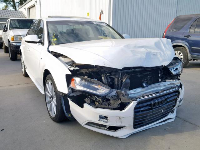 click here to view 2016 AUDI A4 PREMIUM at IBIDSAFELY
