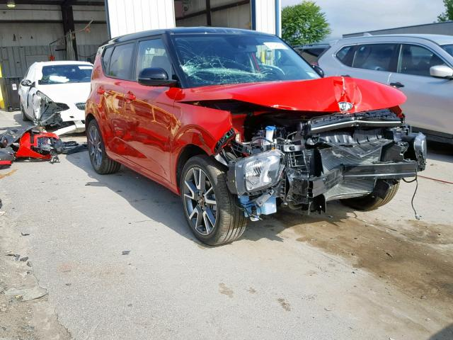 click here to view 2020 KIA SOUL GT LI at IBIDSAFELY