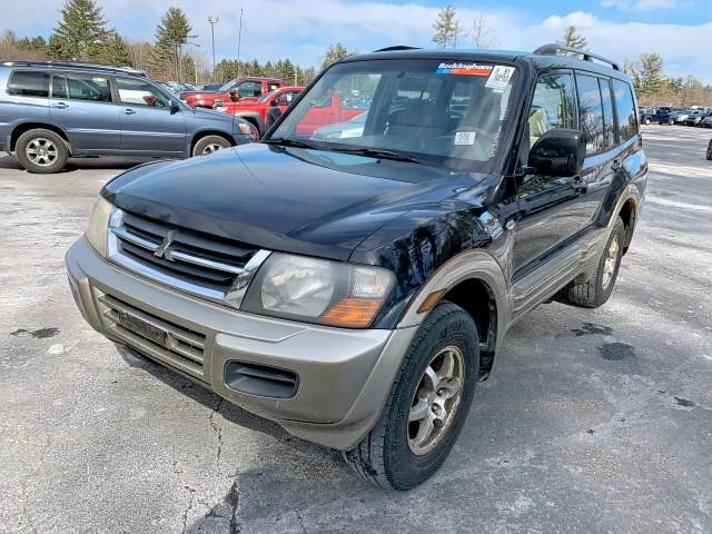 click here to view 2002 MITSUBISHI MONTERO XL at IBIDSAFELY