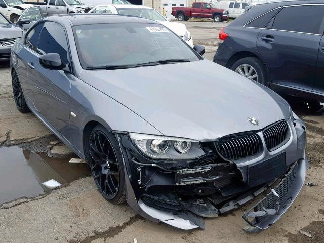2012 Bmw 335 I Sule 3 0L 6 in MI - Detroit