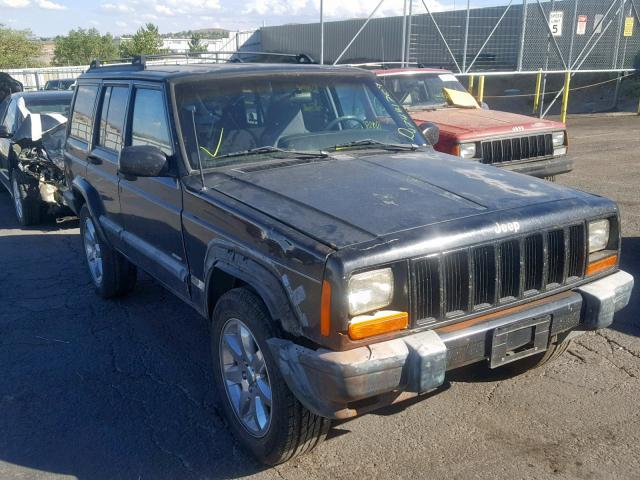 click here to view 1999 JEEP CHEROKEE S at IBIDSAFELY