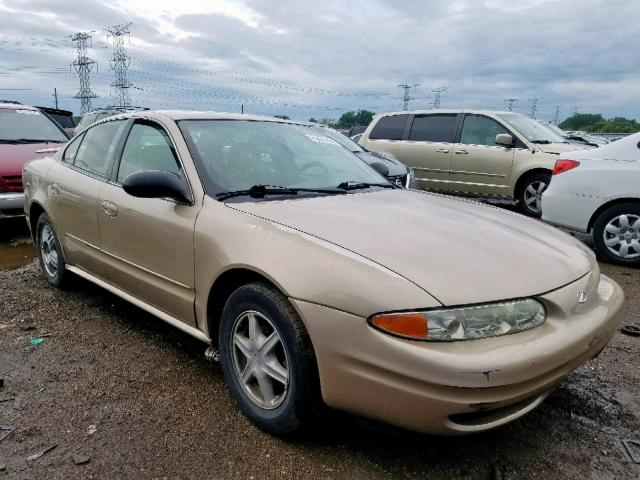 click here to view 2004 OLDSMOBILE ALERO GL at IBIDSAFELY