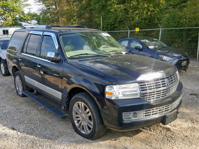 click here to view 2009 LINCOLN NAVIGATOR at IBIDSAFELY