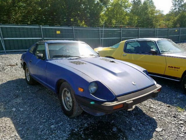 click here to view 1982 DATSUN 280ZX at IBIDSAFELY