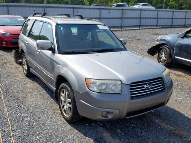 click here to view 2006 SUBARU FORESTER 2 at IBIDSAFELY