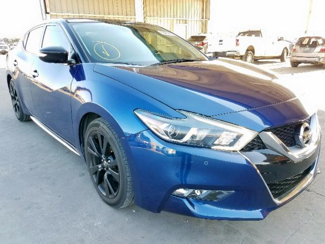 click here to view 2016 NISSAN MAXIMA 3.5 at IBIDSAFELY
